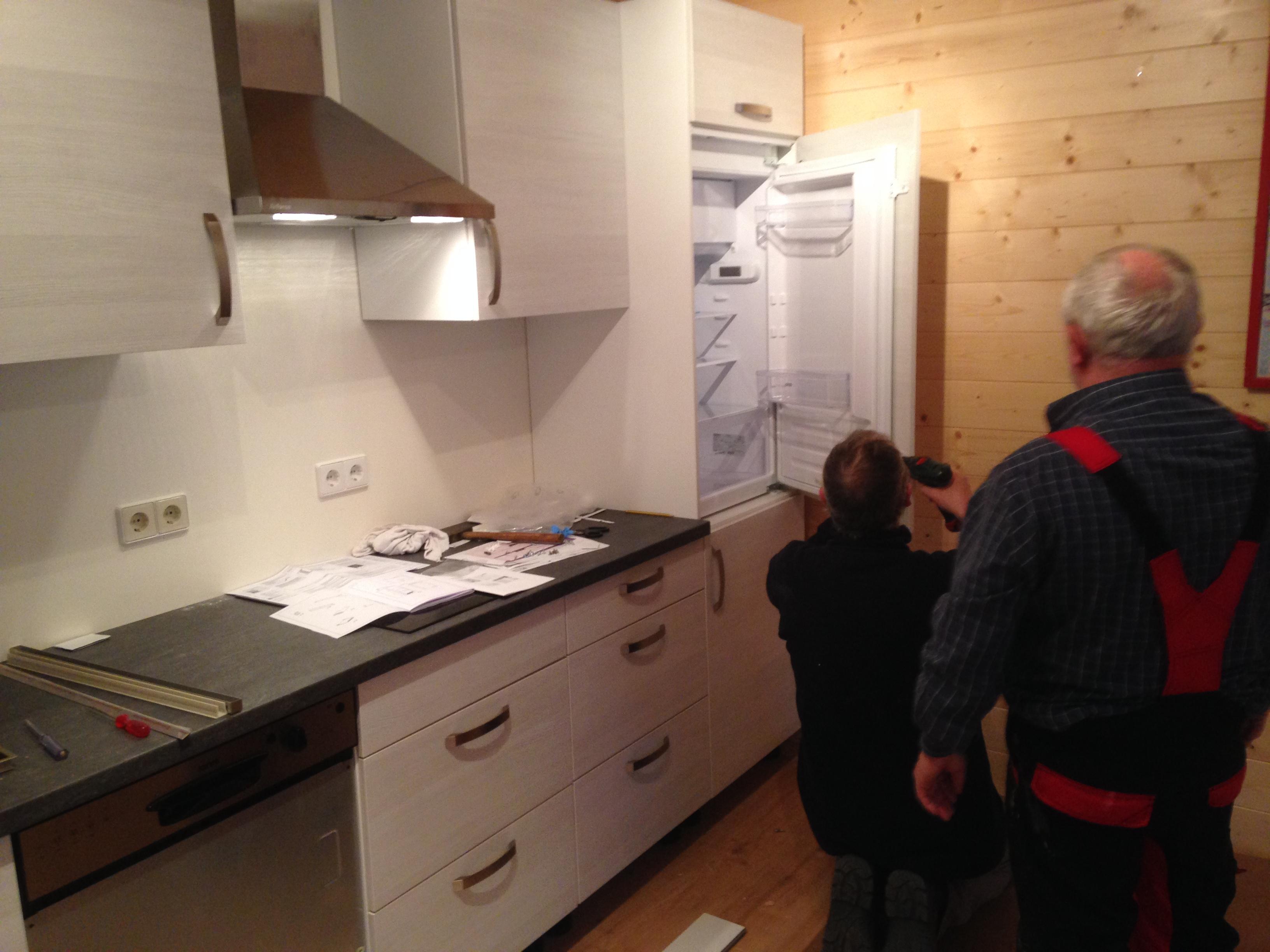 Kücheneinbau  Kücheneinbau